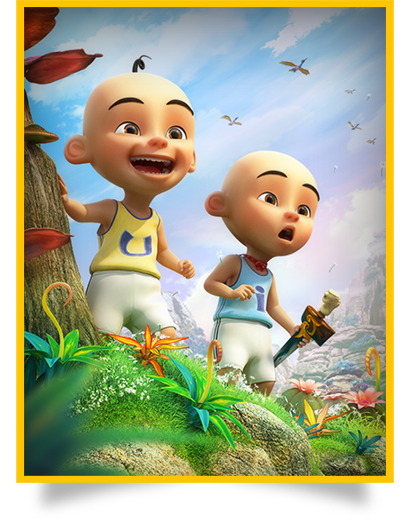 Upin ipin the movie les copaque production sdn bhd reheart Image collections