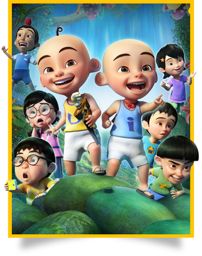 upin ipin the movie les copaque production sdn bhd